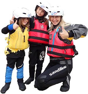 Kayak outfit